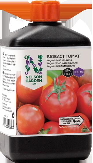 Produktbild på Tomatnäring Biobact