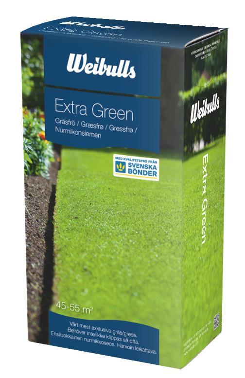 Produktbild på Gräsfrö Extra green