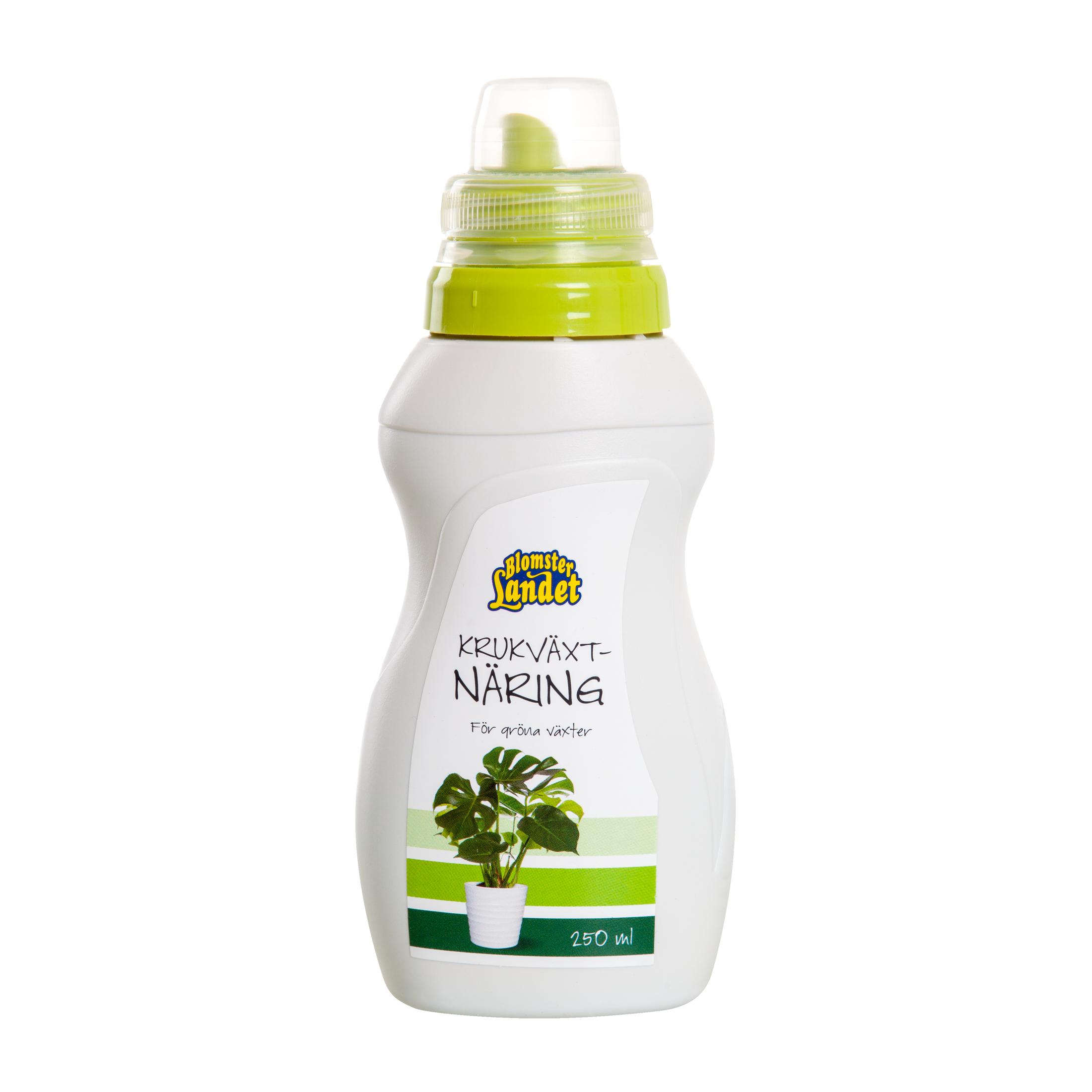 Produktbild på Krukväxtnäring gröna växter Blomsterlandet
