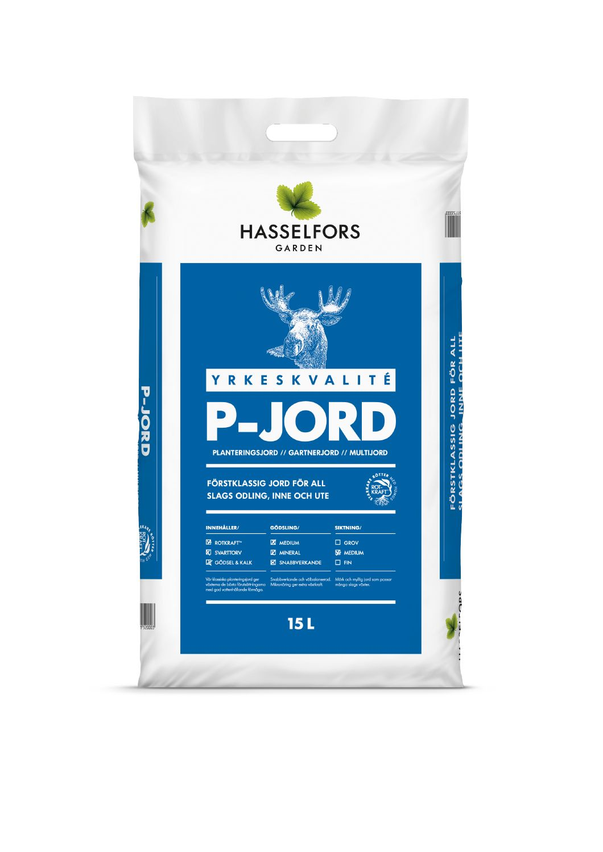 Produktbild på P-Jord