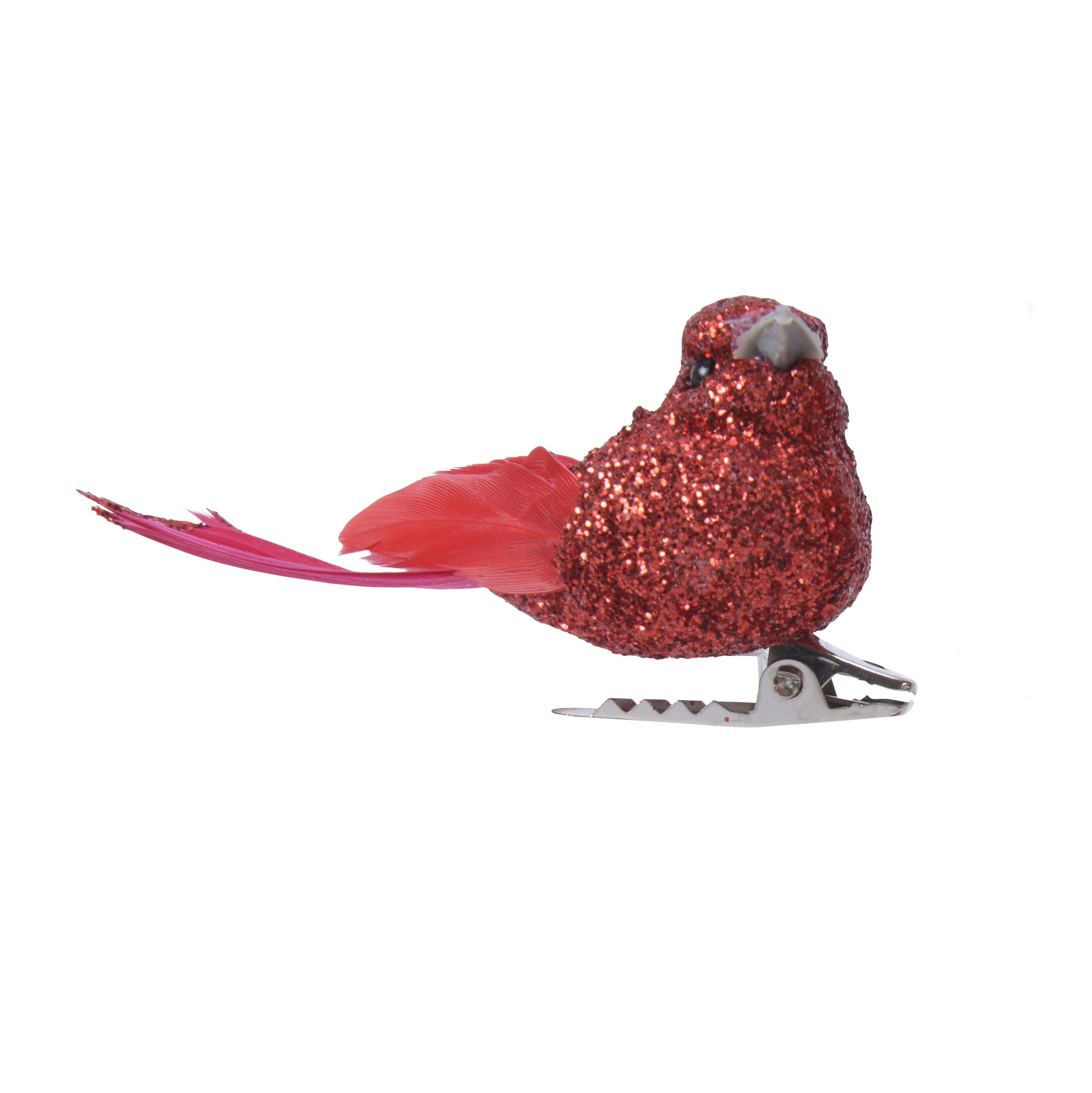 Produktbild på Julgransdekoration fågel