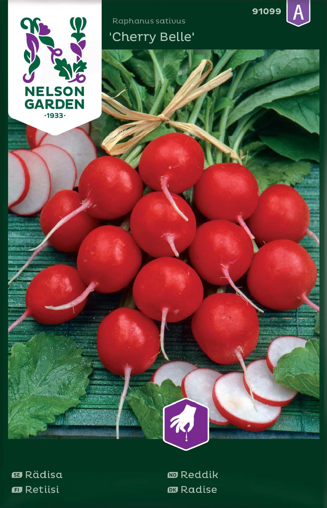 Produktbild på Rädisa 'Cherry Belle'