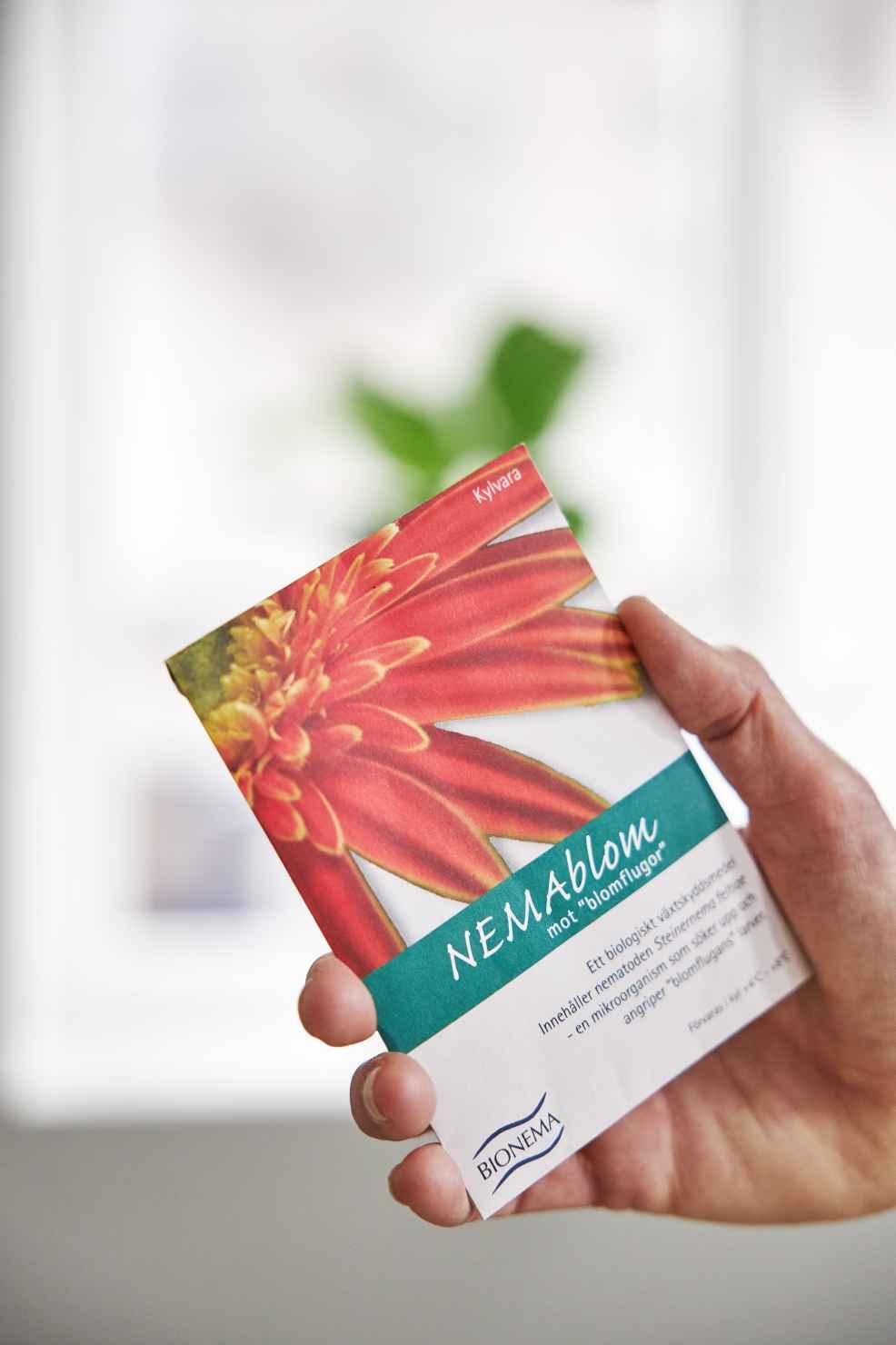 Produktbild 2 på Nematoder Nemablom