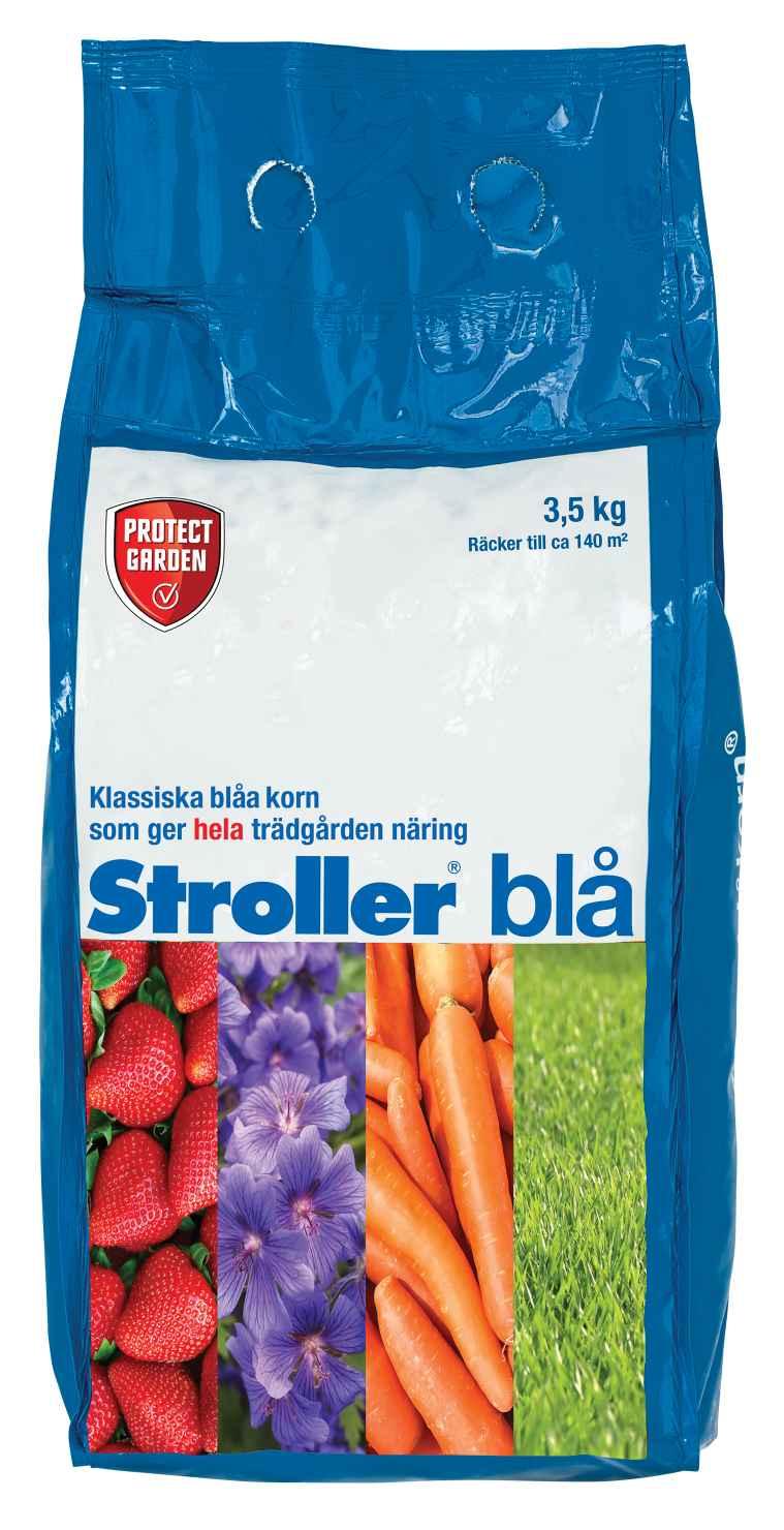 Produktbild på Trädgårdsgödsel Stroller Blå