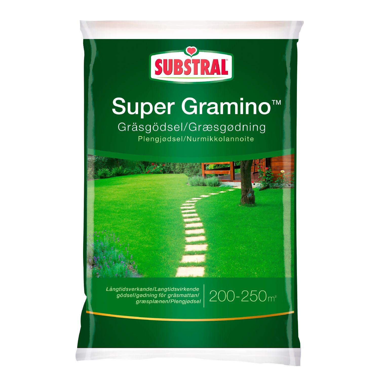 Produktbild på Gräsgödsel Substral Super Gramino