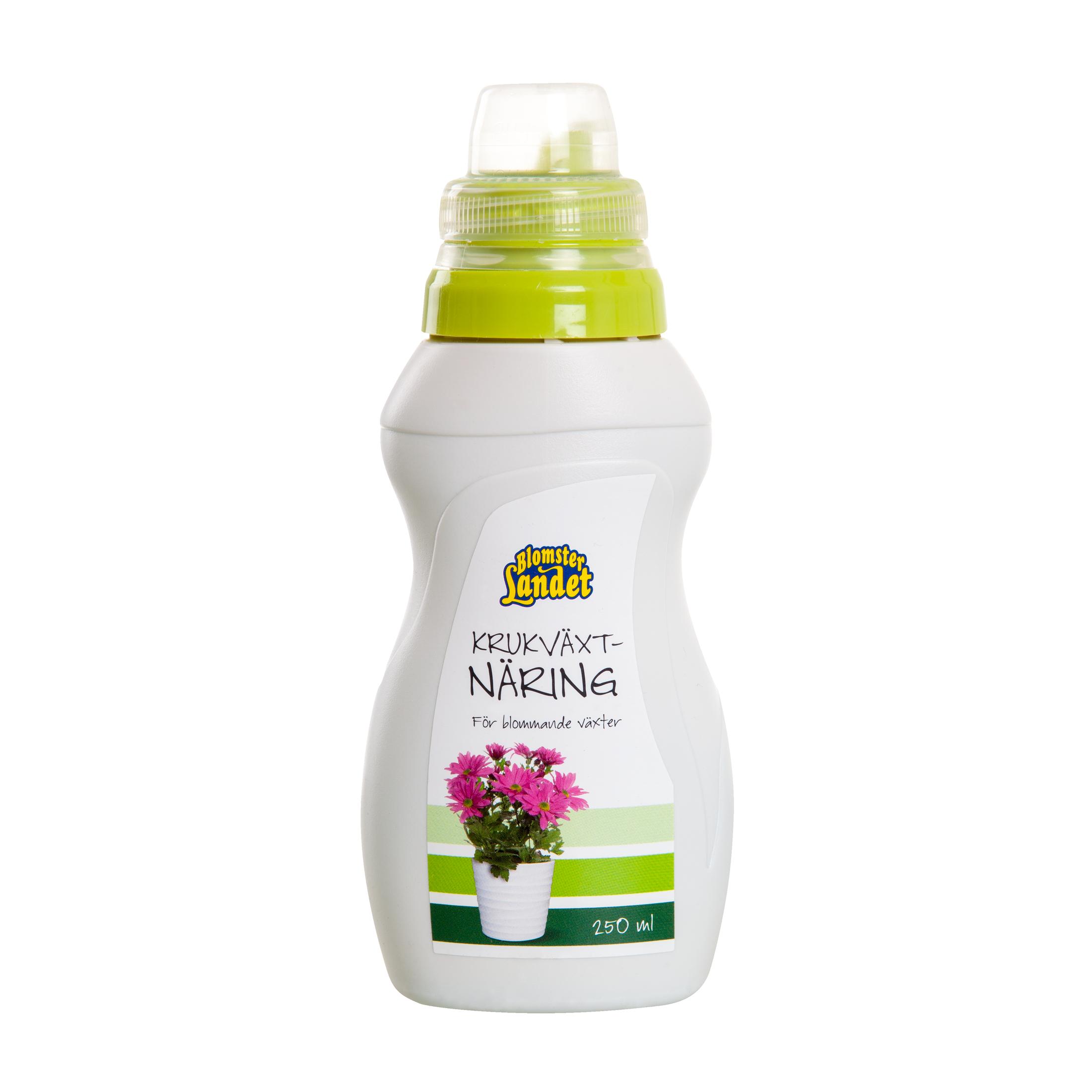 Produktbild på Krukväxtnäring för blommande Blomsterlandet
