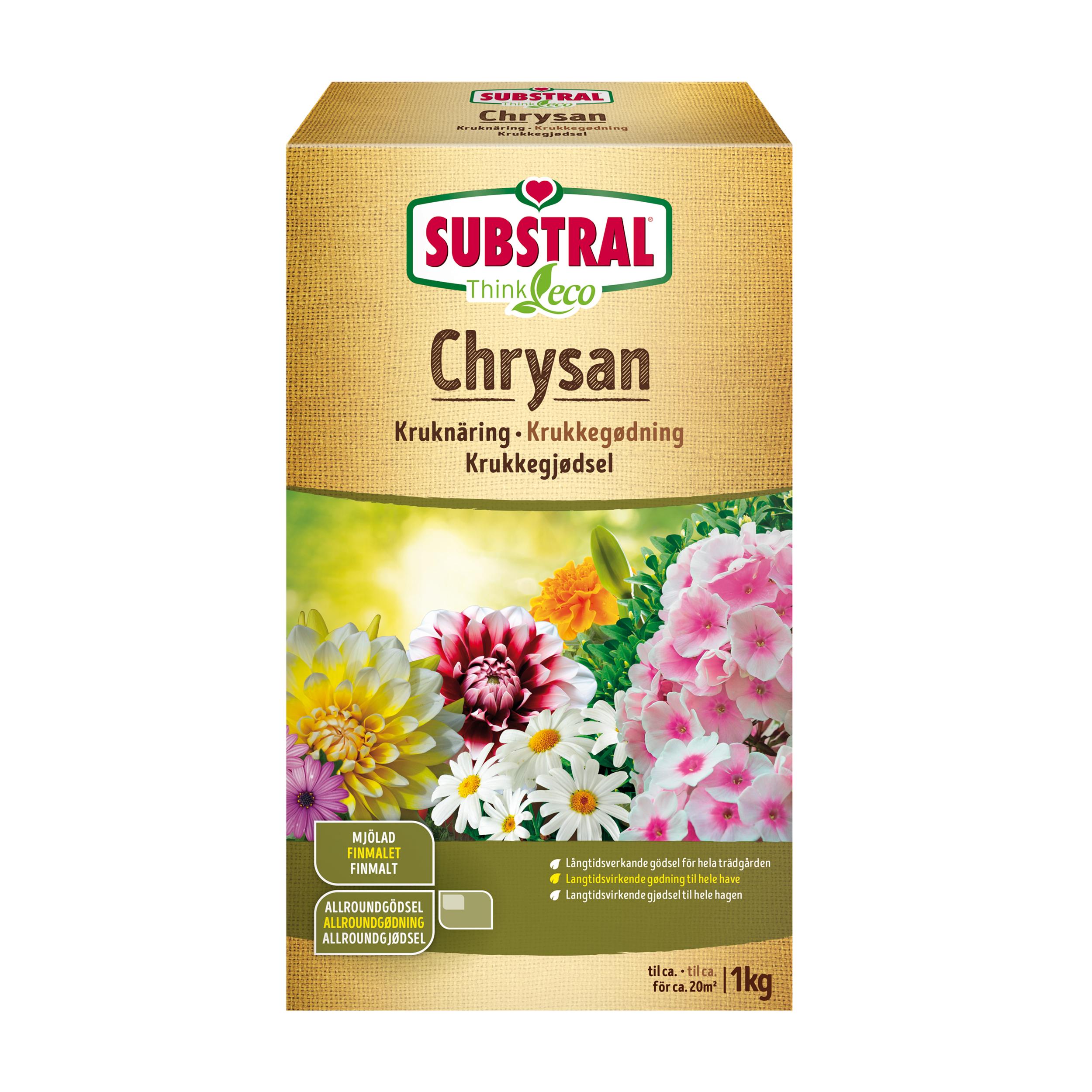 Produktbild på Chrysan Substral think eco