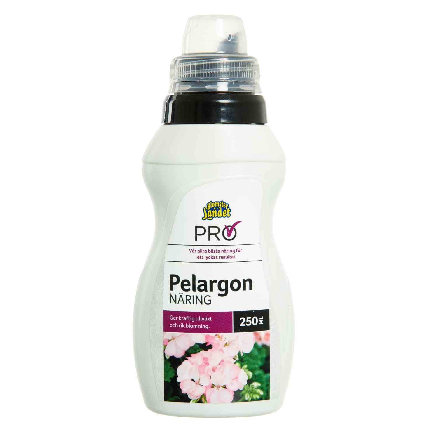 Produktbild 2 på Pelargonnäring Blomsterlandet PRO