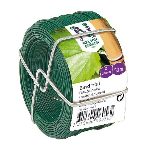 Produktbild på Bindtråd plastöverdragen ståltråd