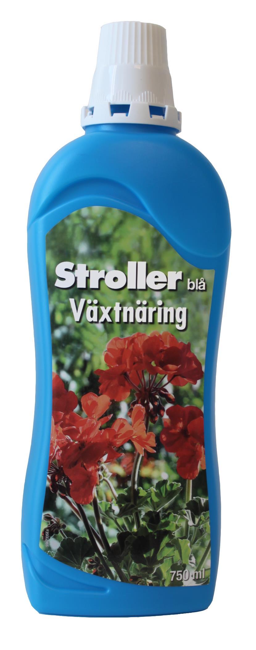 Produktbild på Växtnäring Stroller Blå