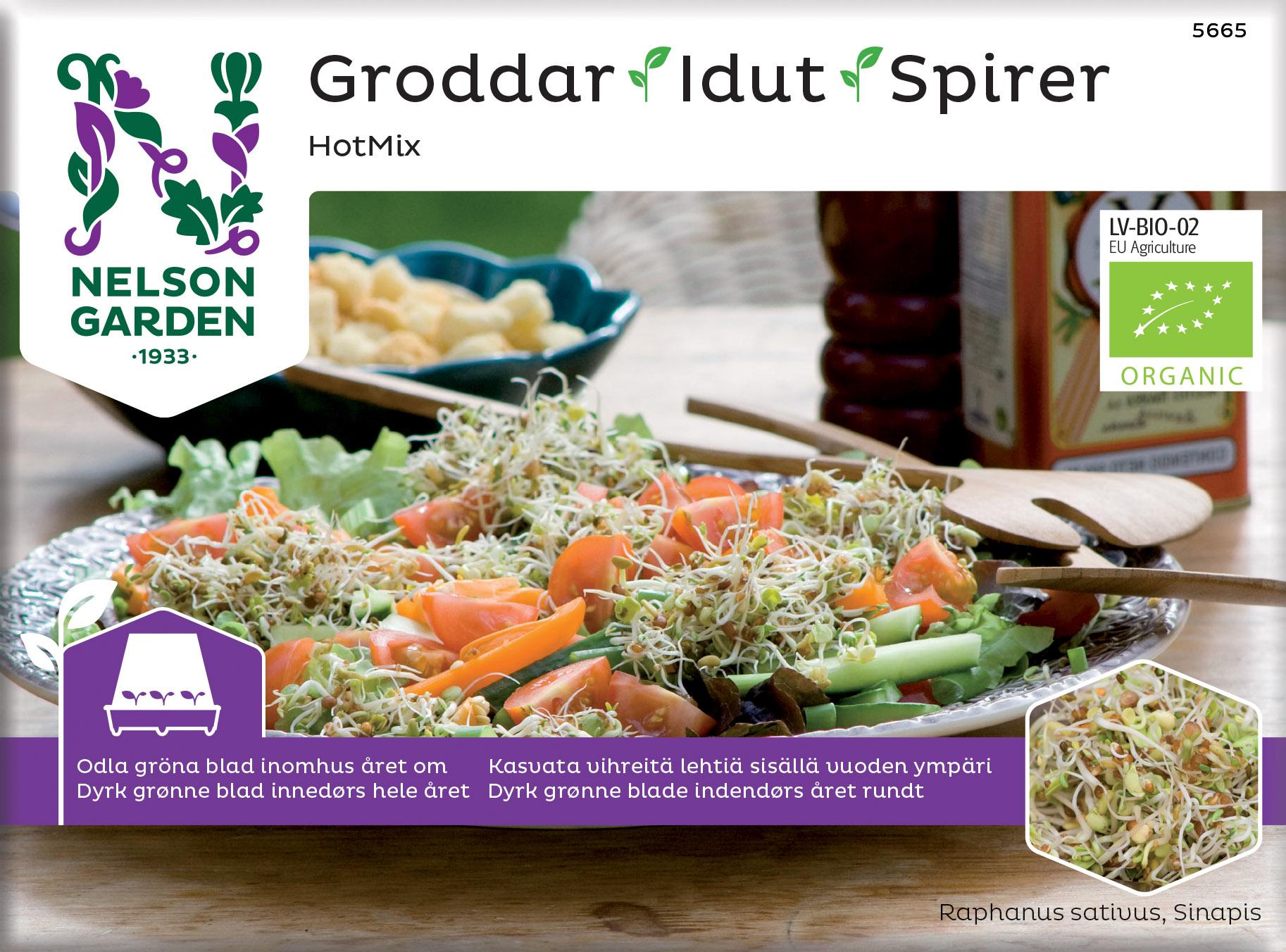 Produktbild på Groddar, Hotmix