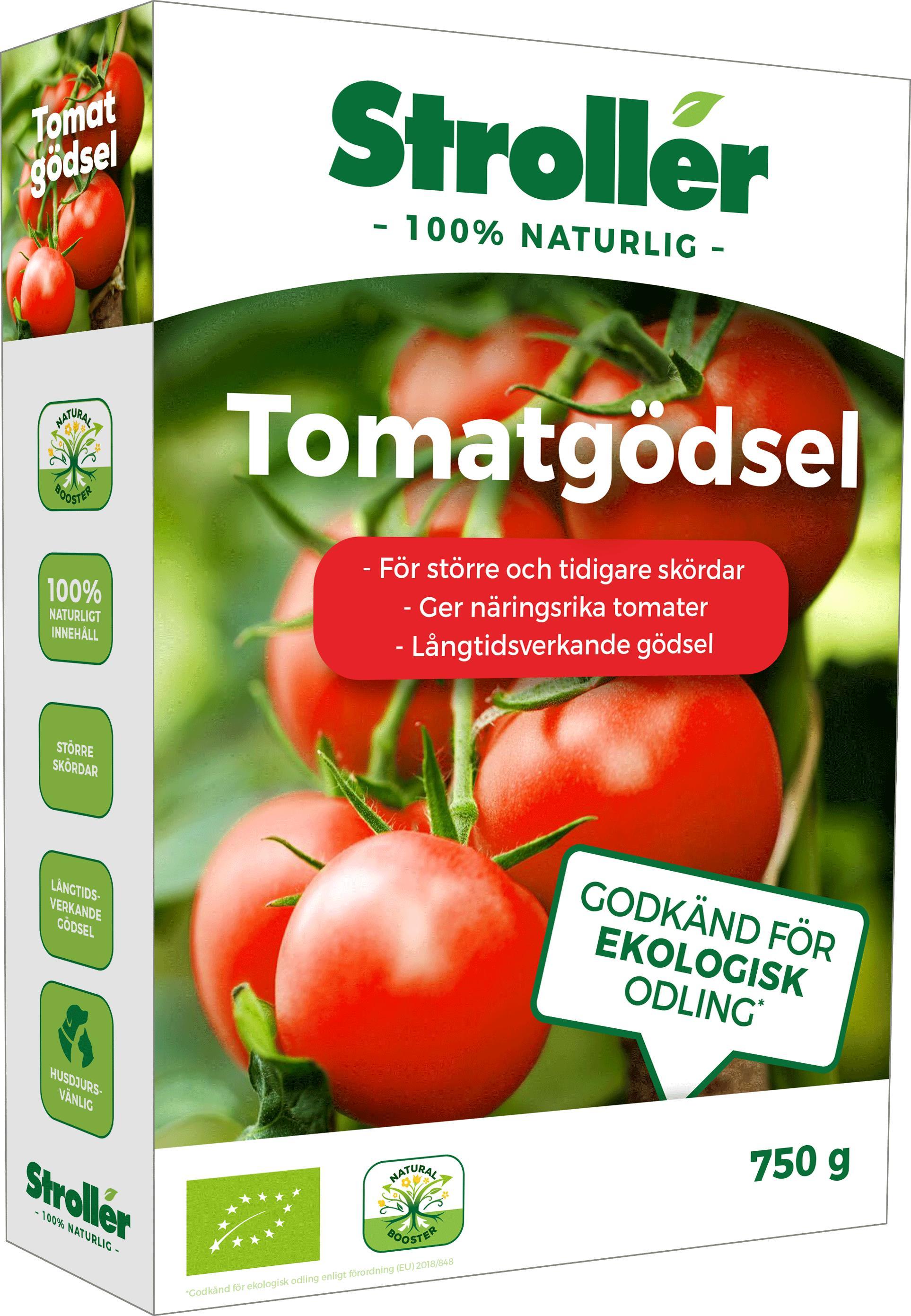 Produktbild på Tomatgödsel Stroller natur