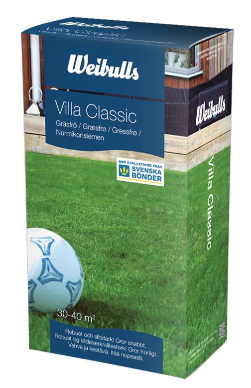 Produktbild på Gräsfrö Villa Classic