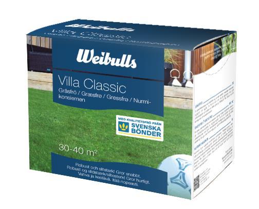 Produktbild 1 på Gräsfrö Villa Classic