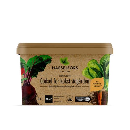 Produktbild på Gödsel för köksträdgården