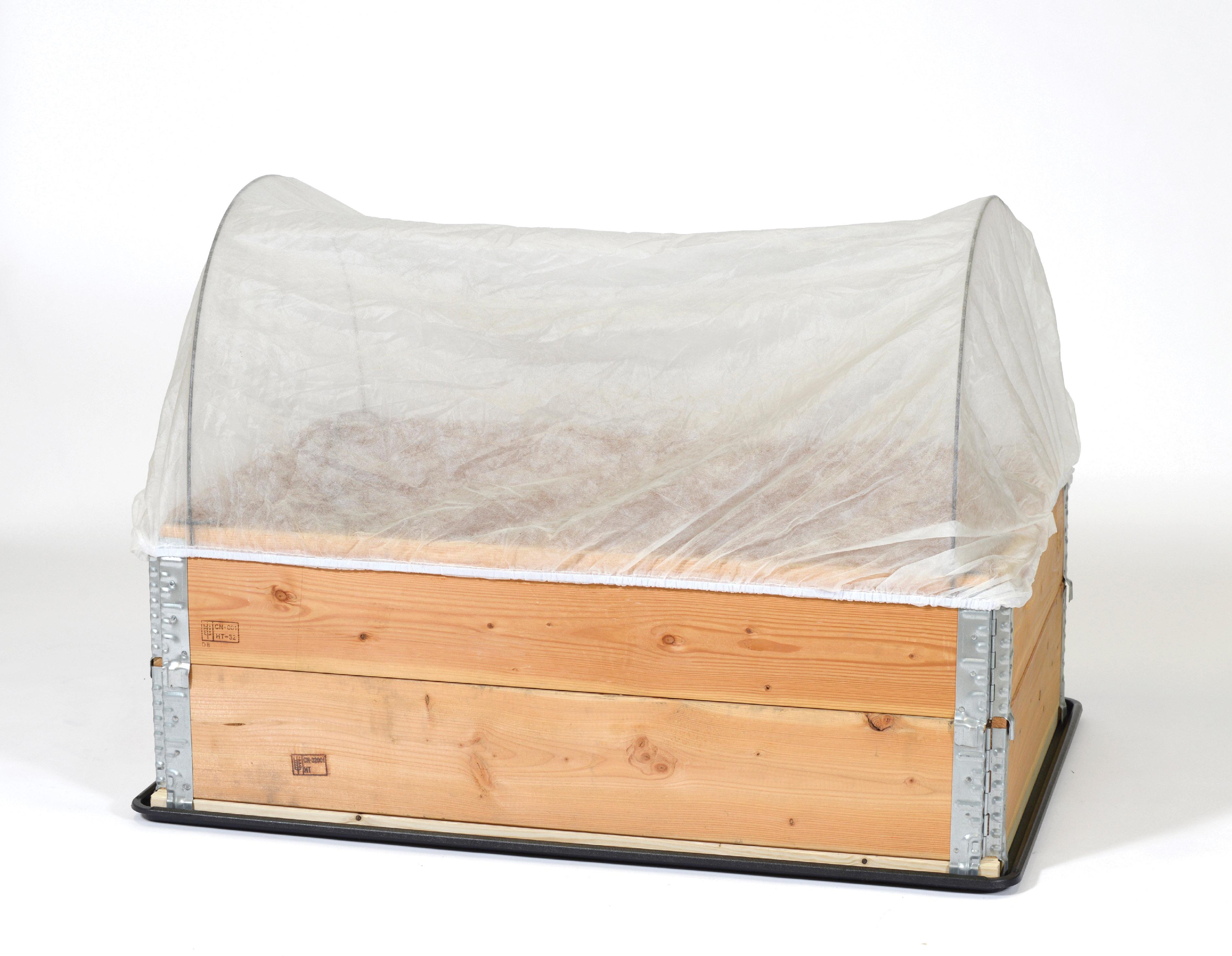 Produktbild på Fiberduk för pallkragebåge