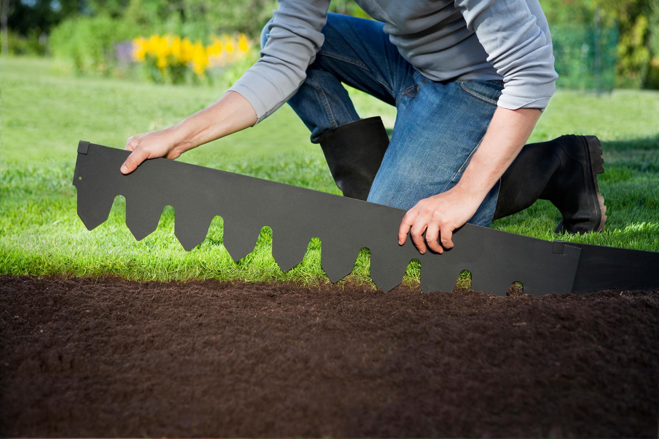 Produktbild på Trädgårdskant Hasselfors