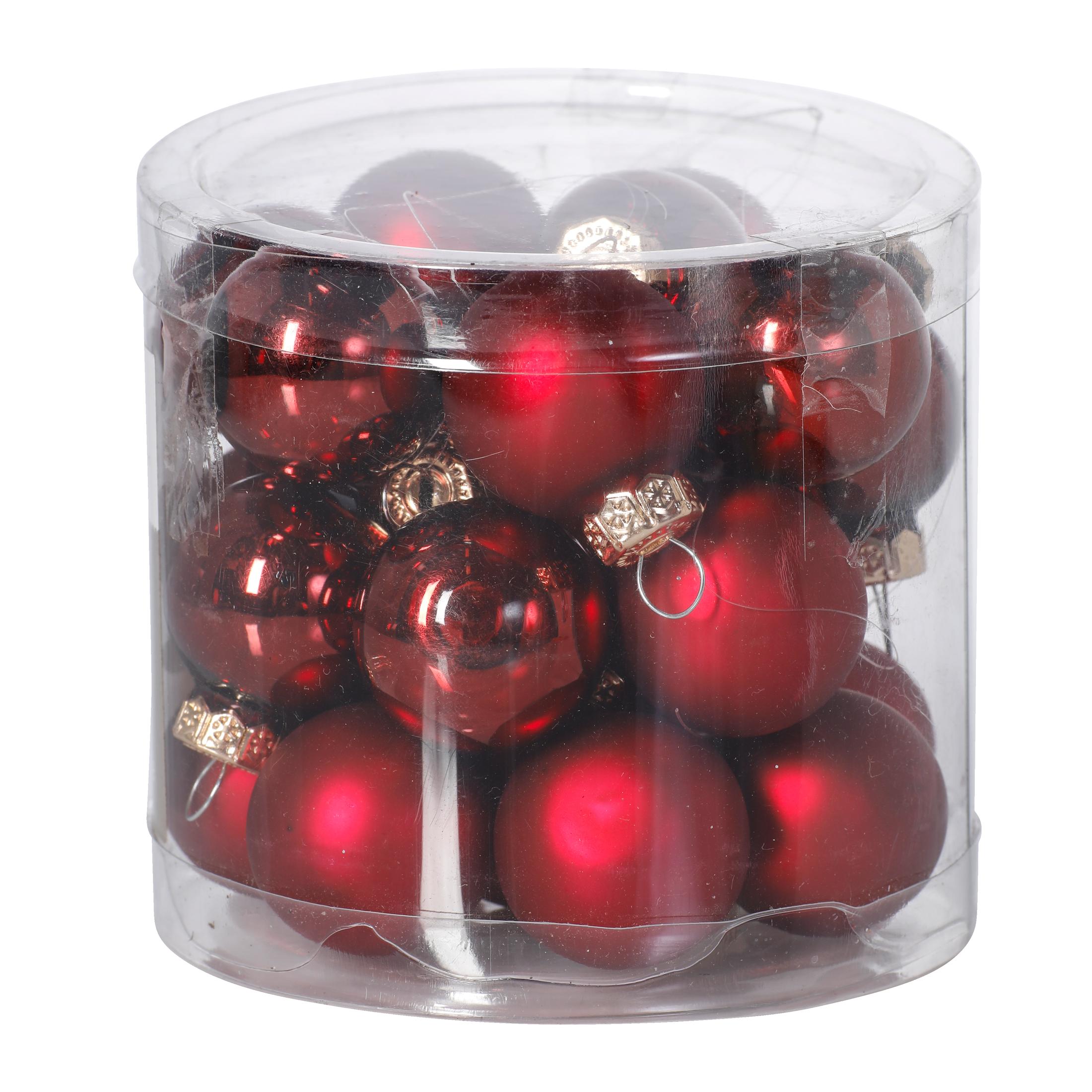 Produktbild på Julkulor hänge 25mm