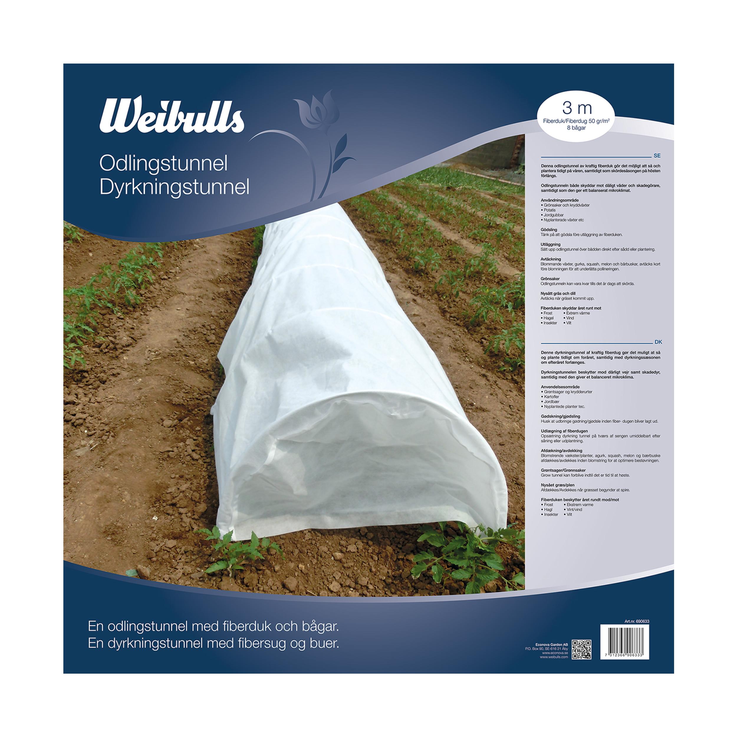 Produktbild på Odlingstunnel Weibulls