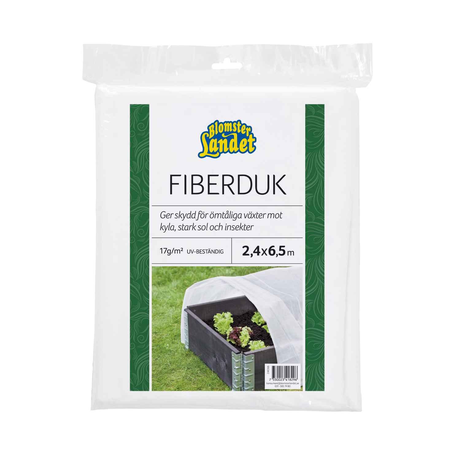 Produktbild 2 på Fiberduk  Blomsterlandet