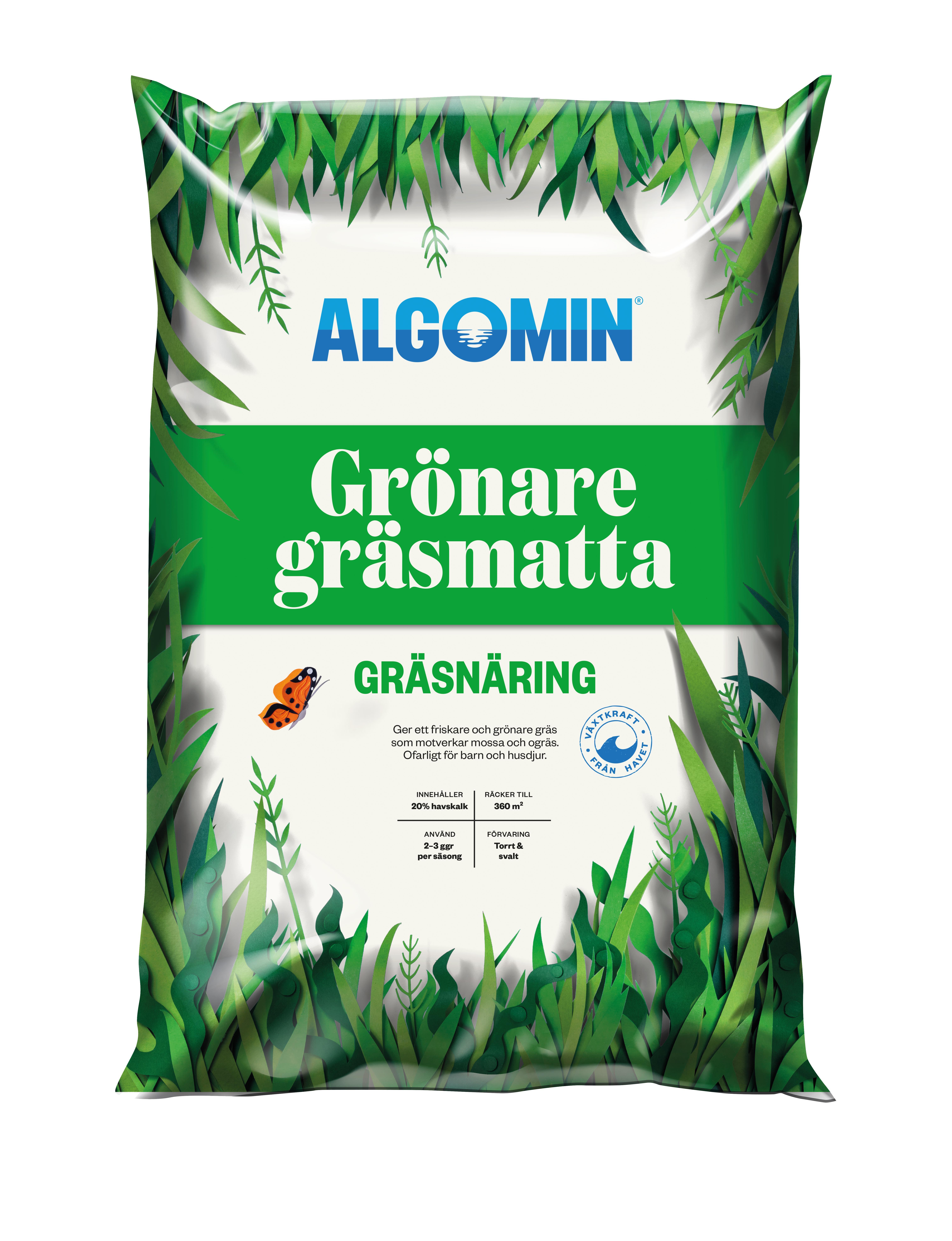 Produktbild på Gräsgödsel Algomin