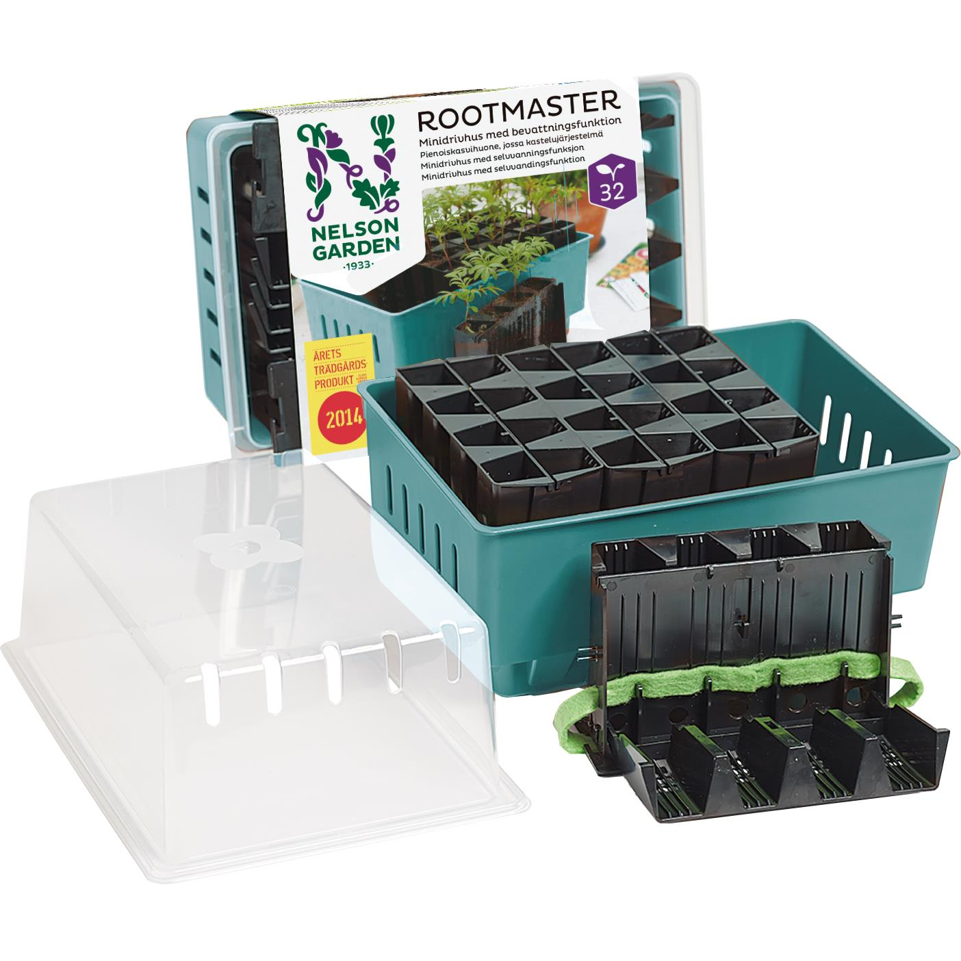 Produktbild på Minidrivhus Rootmaster