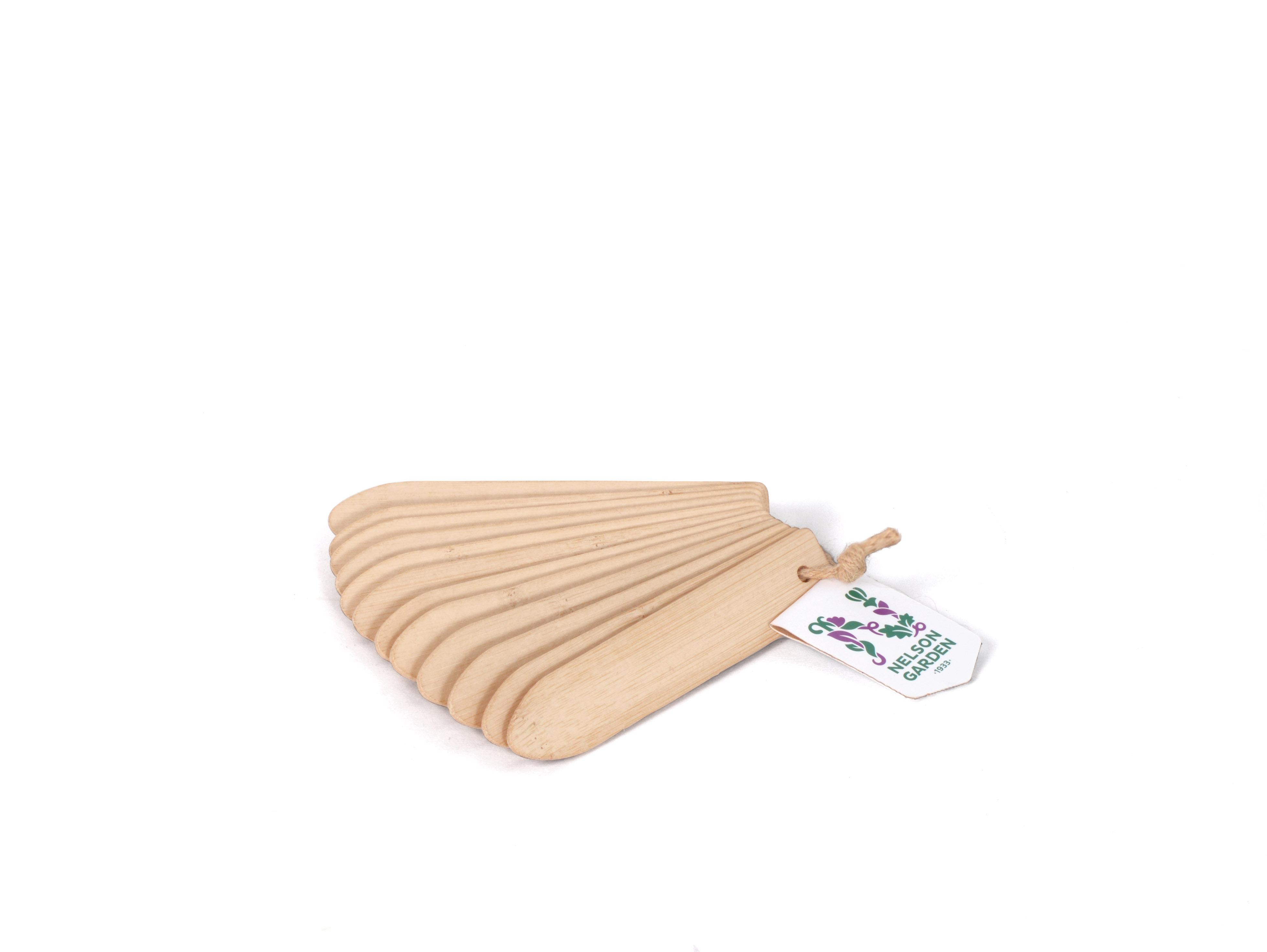 Produktbild på Sticketikett av bambu