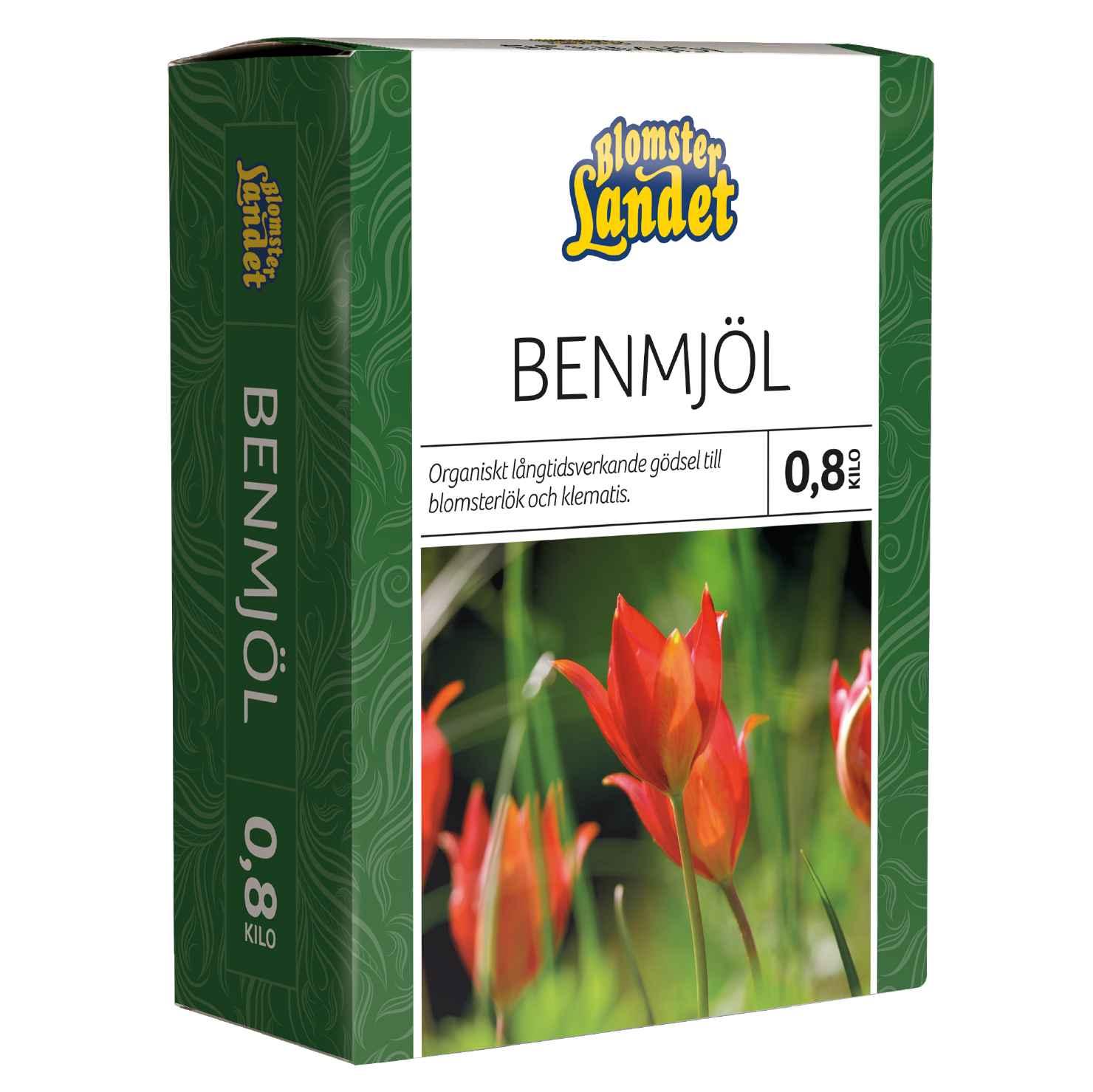 Produktbild på Benmjöl Blomsterlandet