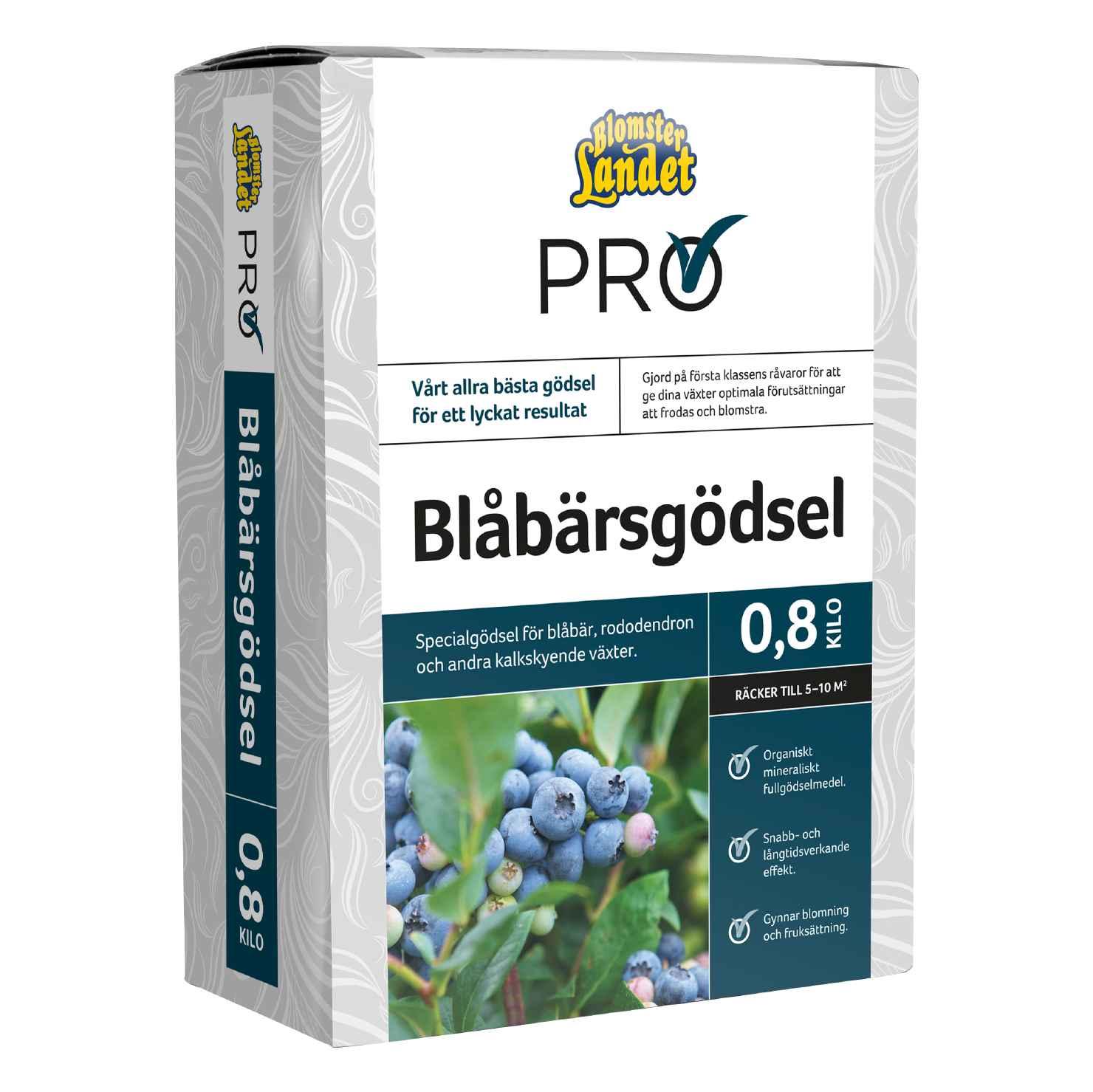 Produktbild på Blåbärsgödsel PRO