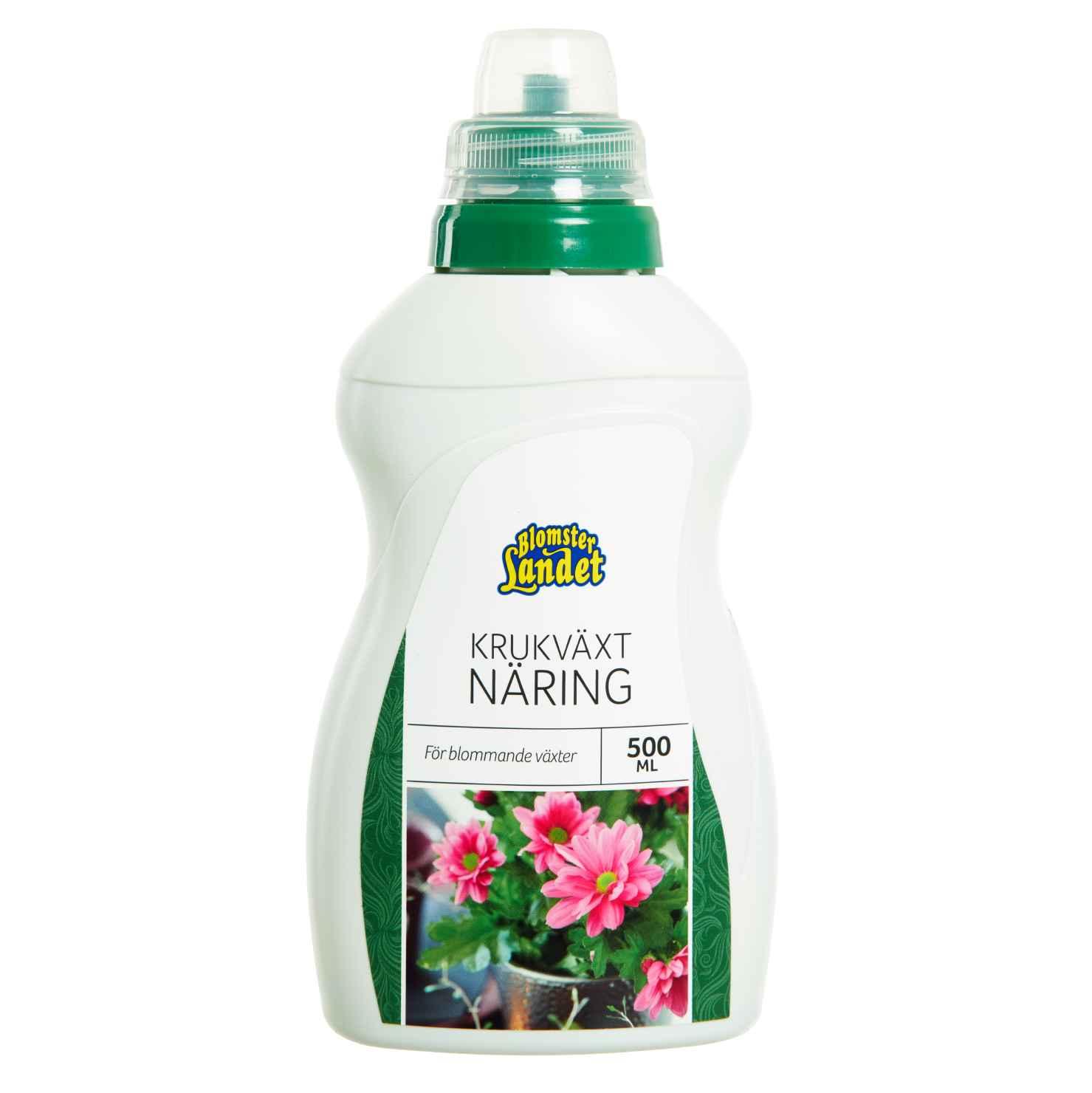 Produktbild 2 på Krukväxtnäring för blommande Blomsterlandet