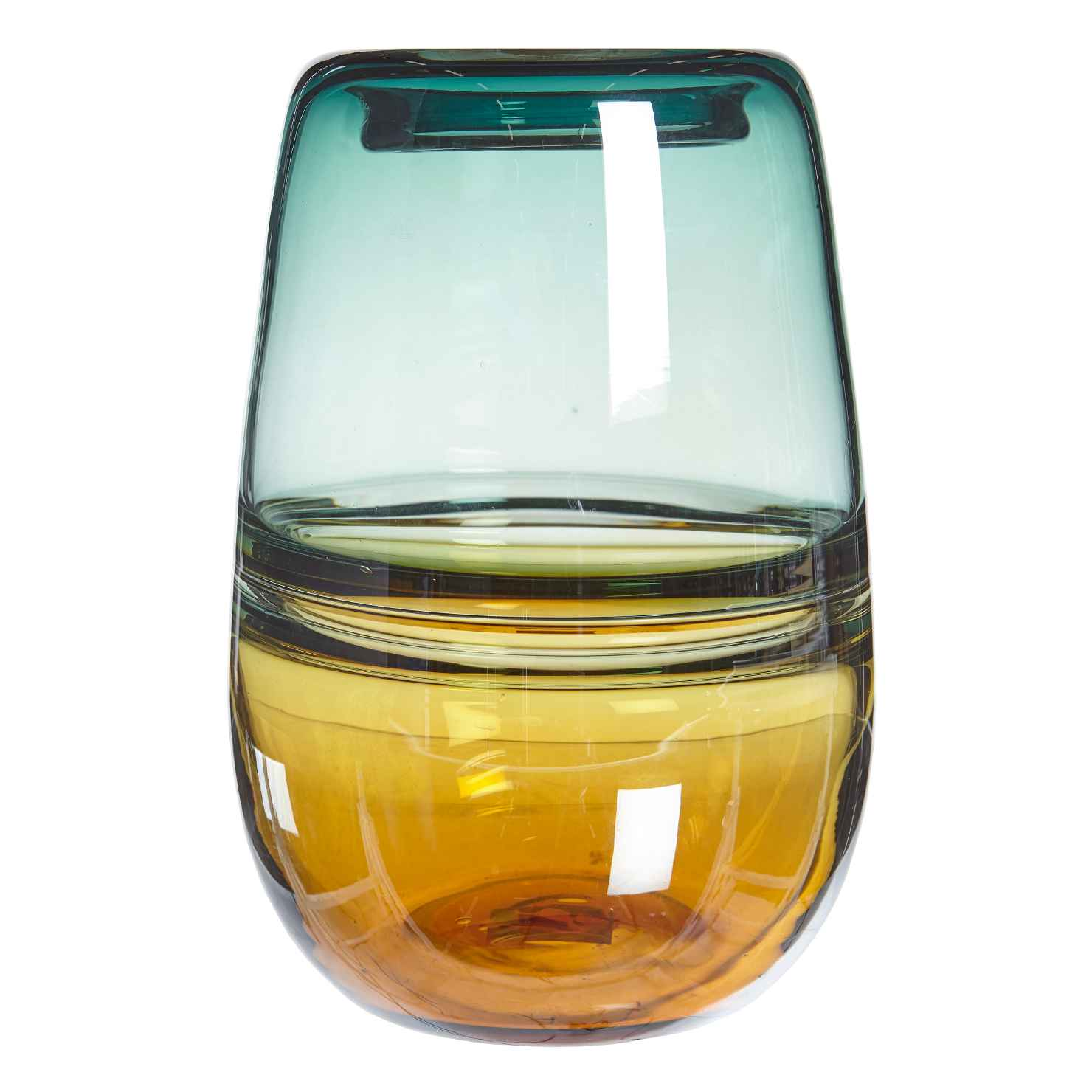 Produktbild på Glasvas Amber
