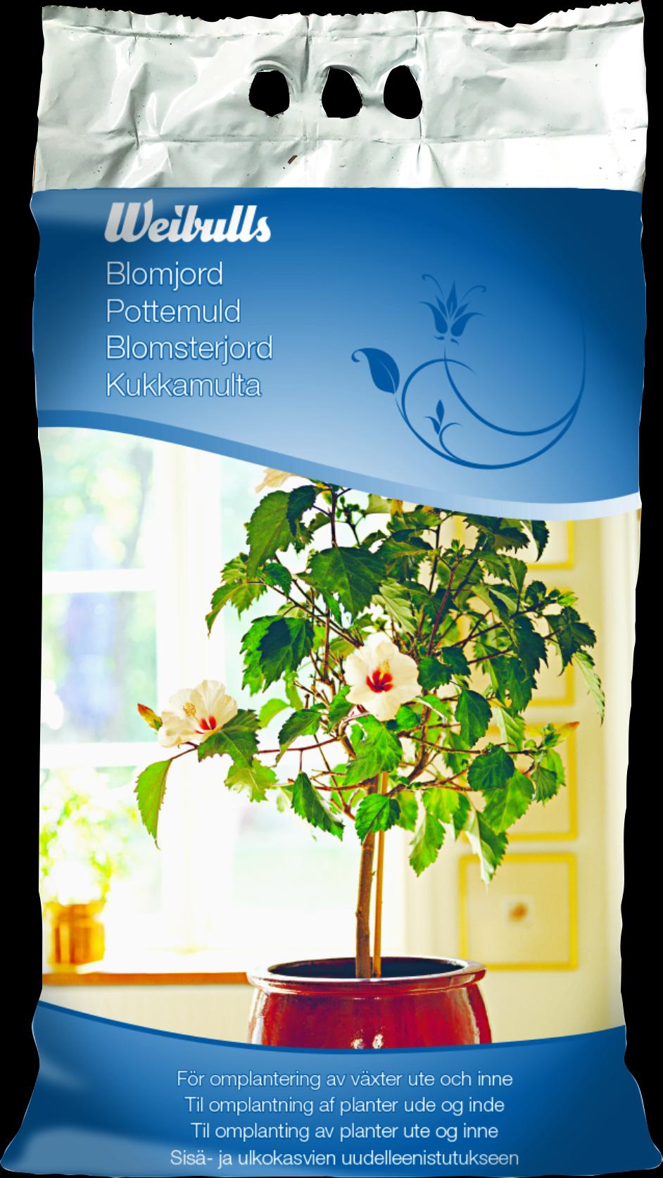 Produktbild på Blomjord Weibulls