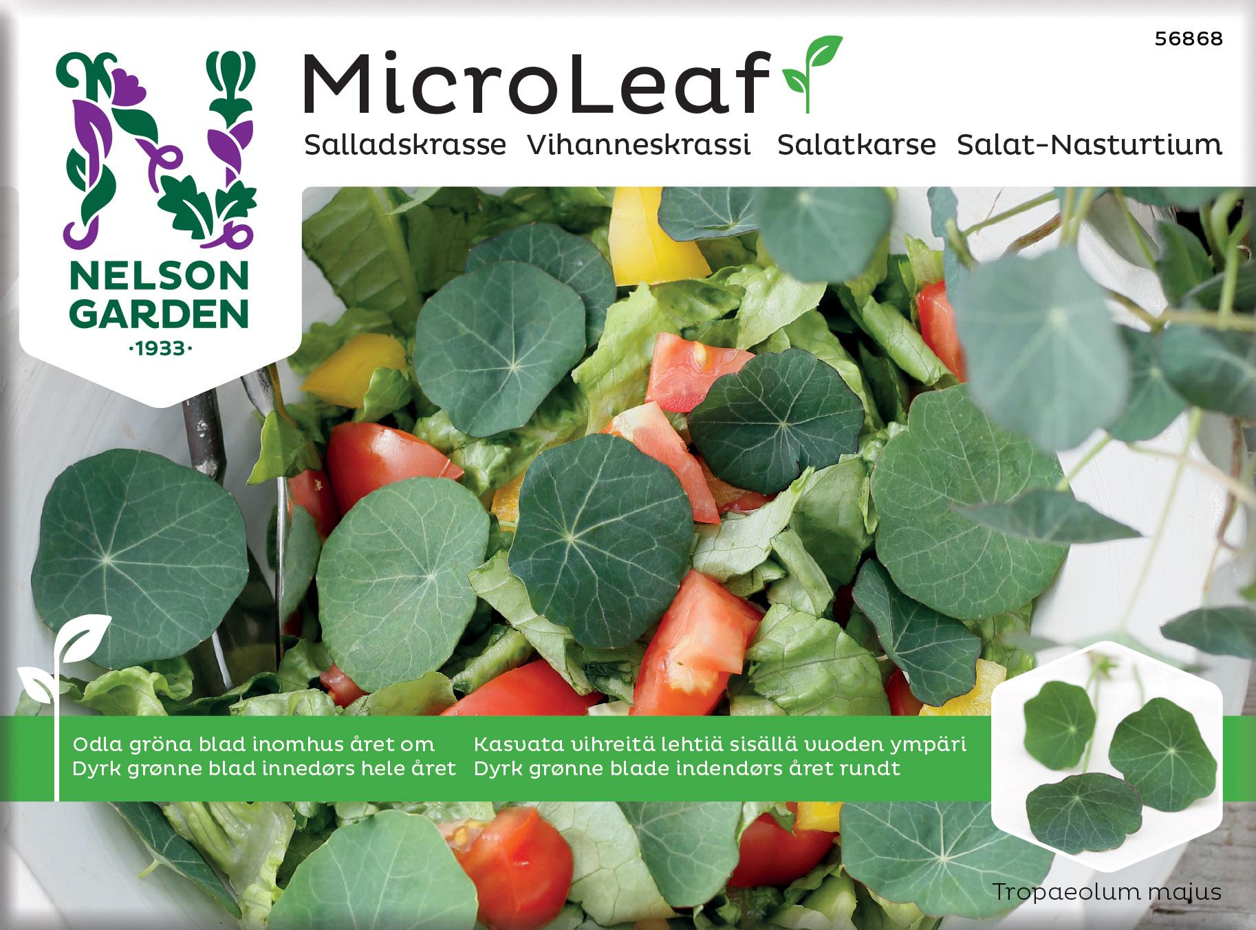 Produktbild på Micro Leaf Salladskrasse